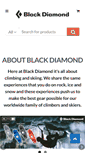 Mobile Preview of blackdiamond.com.sg