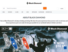 Tablet Preview of blackdiamond.com.sg